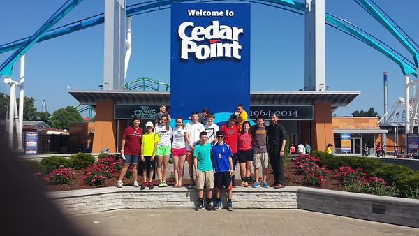 GOYA Cedar Point Palamas - June 16, 2014
