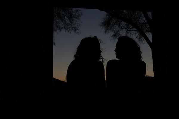 Serenity & Briana - Sugar Skull