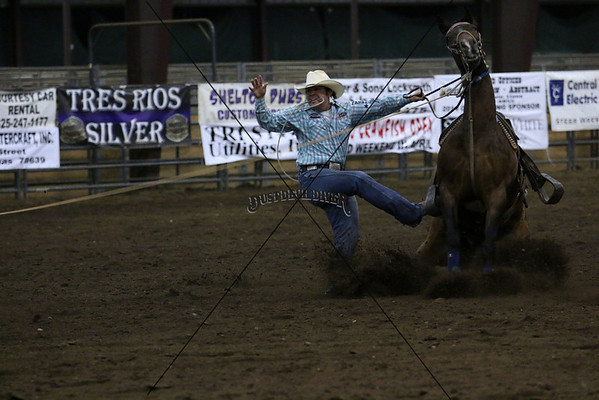 Thursday Slack Calf Roping