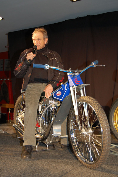 Talking about the JAP speedway bike