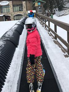 Skiing - 7 Springs 2018