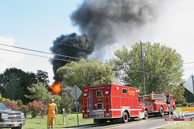 FIRE DESTROYS GIFFORD ROAD HOME