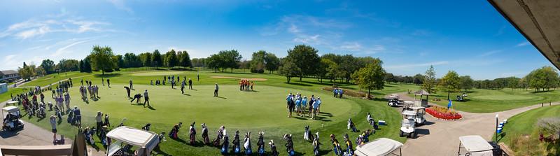 2015 Golf Regionals