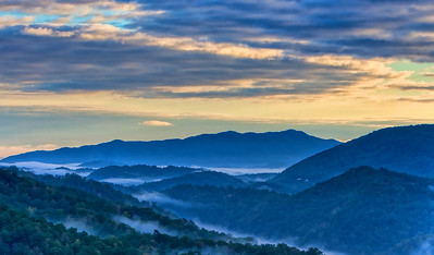 Great Smokey Mtns National Park