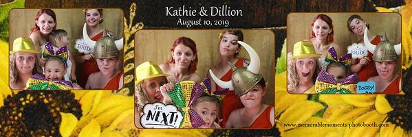 Kathie & Dillon August 10, 2019