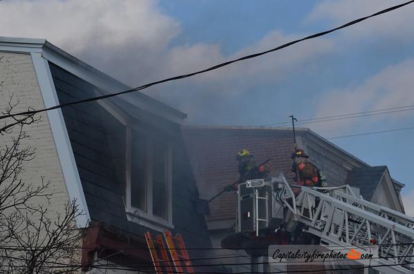 3/23/13 - Lancaster City, PA - E. Chestnut St