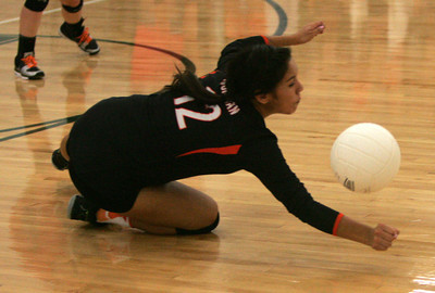 Clash volleyball 2013