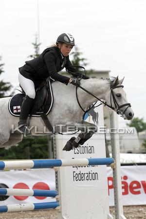 EMV 2012, ponid, I osavõistlus