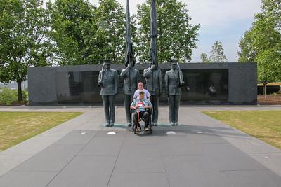 F56 - The AF Memorial