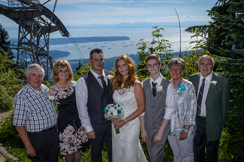 Heidi and James Wedding