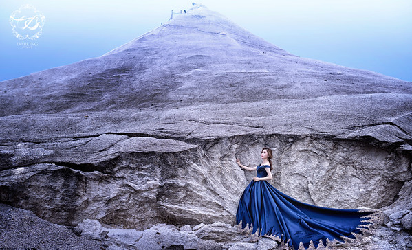 個人婚紗- 鹽山