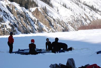 Peggy's Yukon adventures - 2007