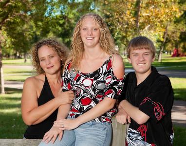 Tracy, April & Cameron