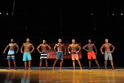 Men's Physique Comparisons & Awards