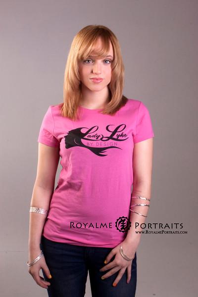 Lady Lyke by Design T's