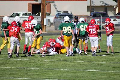 7th Grade Football-2010