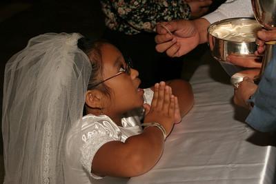 Holy Communion 5-23-09: Receiving Communion