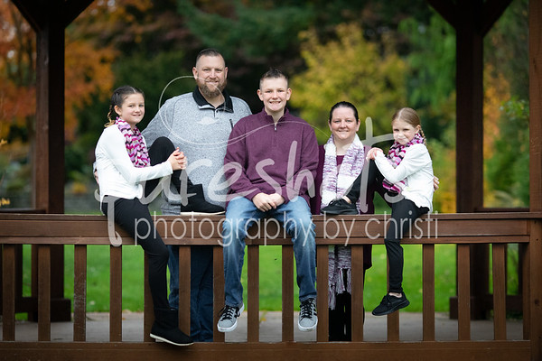 Colwell Family