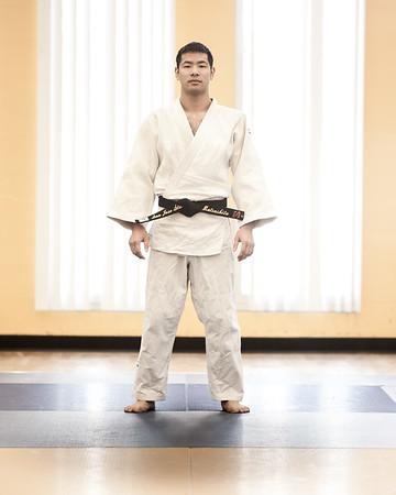 SJSU Judo Team 2018