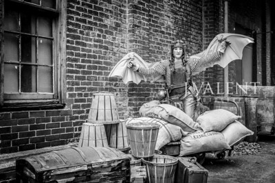 Victorian Steampunk Workshop in Williamsport PA - 2015