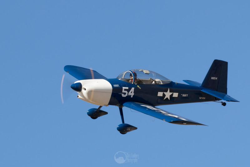 Navy Eight, Race 54