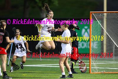 Snohomish vs Mercer Island Women's Lacrosse Semi-Finals