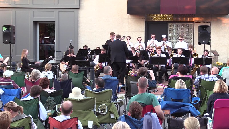 Jazz Band - Music on the Plaza - 10th Grade (2).mp4