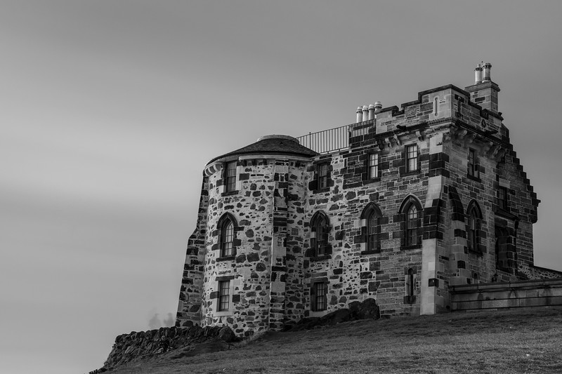 Old Observatory House in Edinburgh