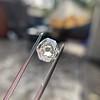 2.12ct Octagonal Flat Cut Diamond, GIA M VS2 40