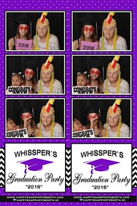 Whissper`s Grad Party-7-31-2016