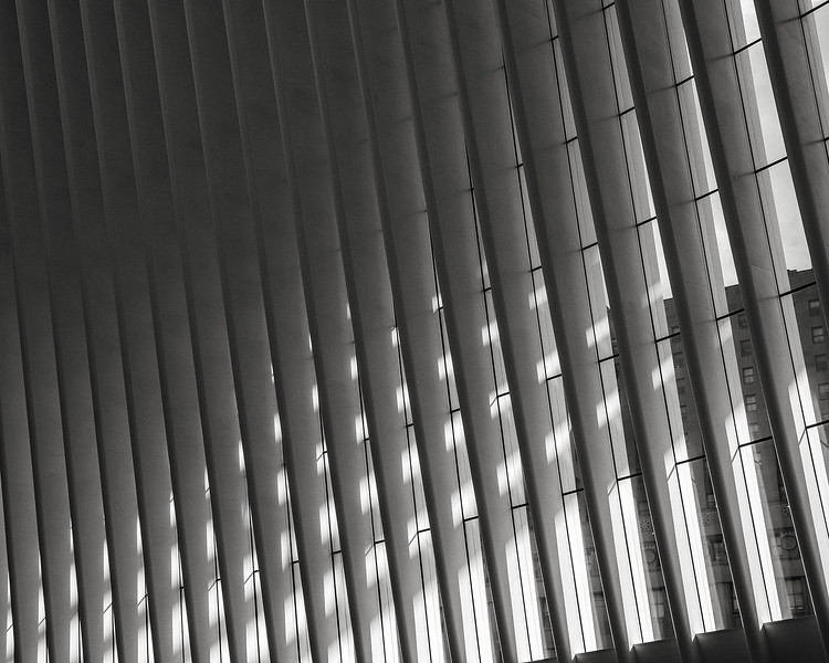 World Trade Center Oculus (detail)