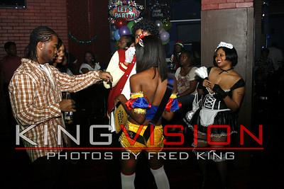 Tamikio & NaShayla's B-Day @ Bar Blu
