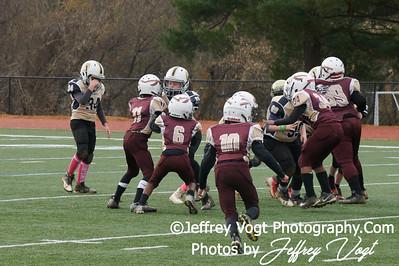 11-17-2018 Rockville Football League Pony Superbowl Seminoles vs Bears at Bullis School Potomac MD, Photos by Jeffrey Vogt Photography