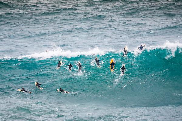 Bronte Surf August 2017