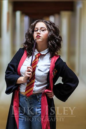 Potter Themed