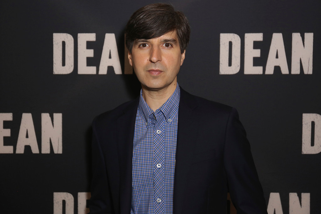 ". Demetri Martin arrives at the LA Special Screening of ""Dean\"" at the ArcLight Hollywood on Wednesday, May 24, 2017, in Los Angeles. Martin will perform at the Hard Rock Rocksino at Northfield Park on Oct. 21. For more informatino, visit www.hrrocksinonorthfieldpark.com. (Photo by Willy Sanjuan/Invision/AP)"