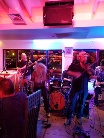 2019-04-06 Lex Grey and the Urban Pioneers