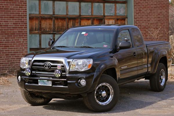 Toyota Tacoma 2007 Access Cab