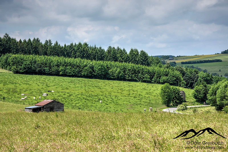 Ardennes advendure - June 2016  Image #0457  Achouffe, BE  Mandatory Credit: Dale Grosbach - Hills and Skies Photography
