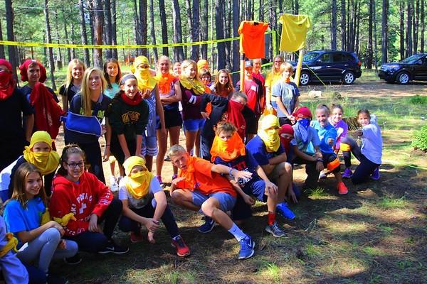 Camp Bond 2016