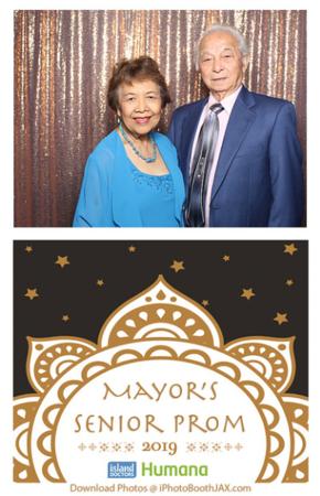 Mayor's Senior Prom 2019 (Black Booth)