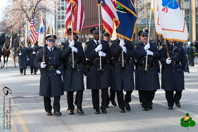 2014 Cleveland Saint Patrick's Day Parade