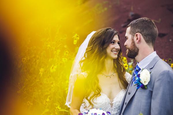 Sean and Sandy   Flagstaff Ranch Wedding