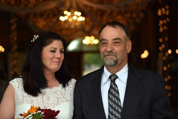 MARIANNE AND KEITH'S VOW RENEWAL
