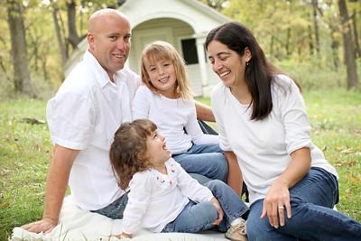 Reardon Family- Fall 2012