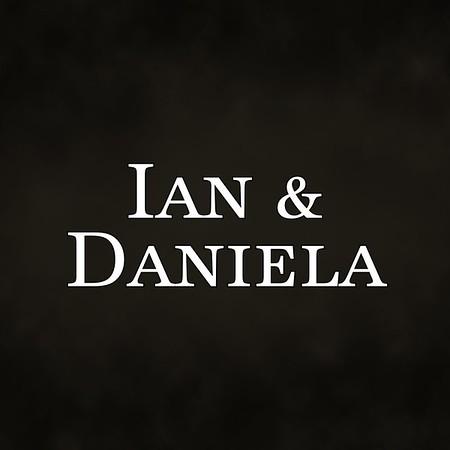 Daniela and Ian