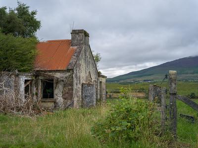 Abandoned Buildings in Rural Ireland