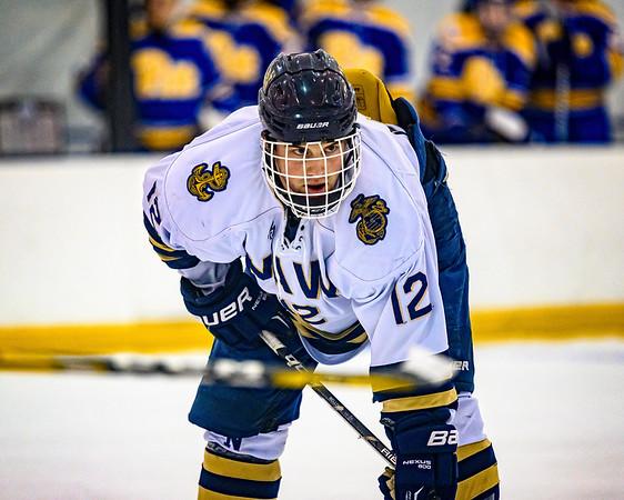 NAVY Men's Ice Hockey vs University of Pittsburgh (10/04/2019)
