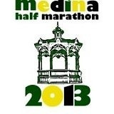 Medina Half Marathon 5/25/13