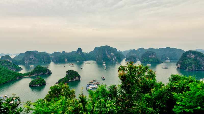 July 14 - Quick Update from Hạ Long Bay